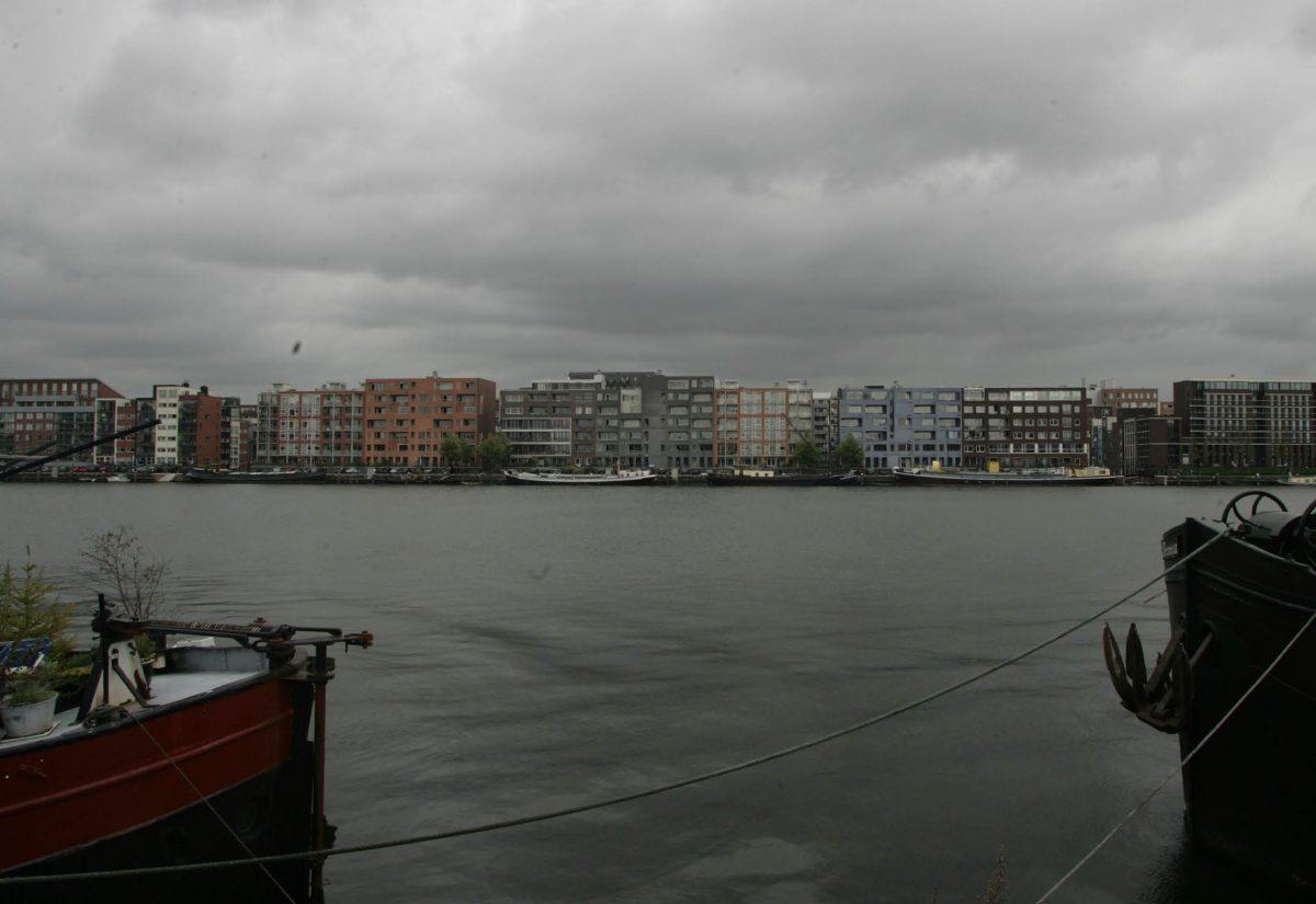 Drie Stempels Javakade Amsterdam