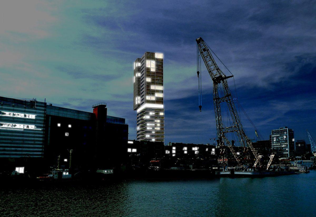 Toren van de Tuinen Rotterdam