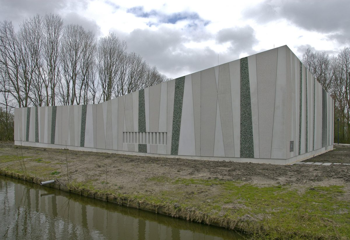 Datacentrum     Delft