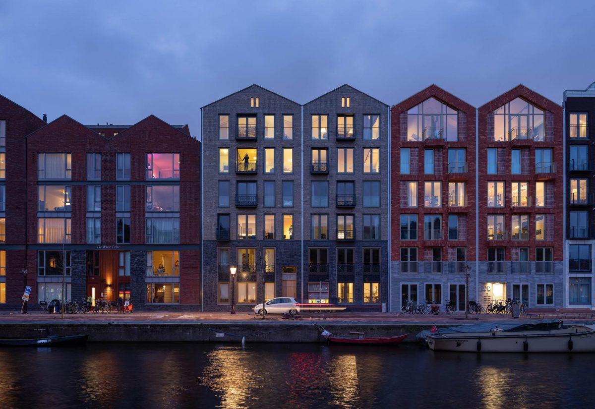 De Roze Hallen Amsterdam